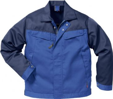 Fristads Icon Jacket 4857 Luxe 109321 (Royal Blue/Navy)